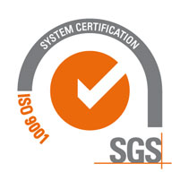 SGS Certification ISO 9001